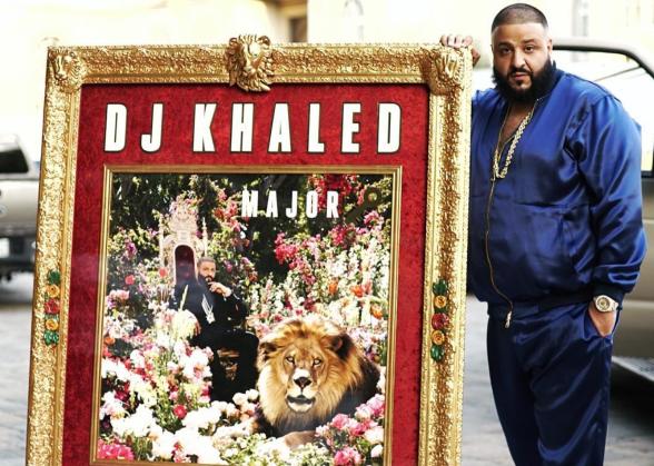 "DJ Khaled Celebrates ""Major Key"" Gold Certification With Nas, Future, Nicki Minaj, Doc Rivers & More"
