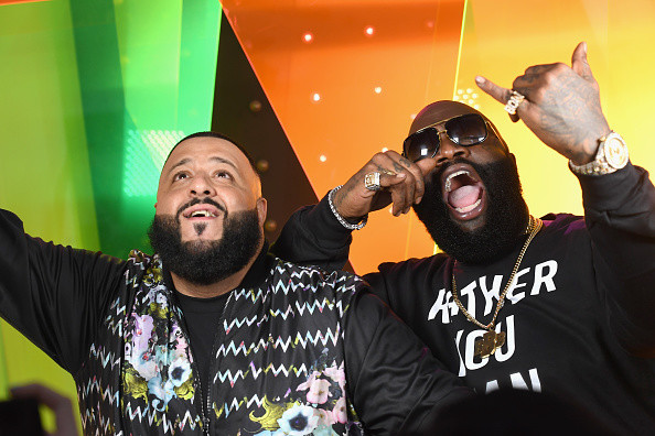 DJ Khaled, Rick Ross, Ty Dolla $ign, A Baby-Bumping Ciara & More Hit 2016 American Music Awards Red Carpet