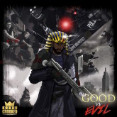 """Review: KXNG Crooked Is A Lyrical Exorcist On """"Good Vs. Evil"""""""