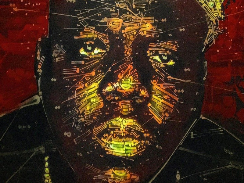 Diddy Interested In Buying $20K Painting Of Notorious B.I.G.