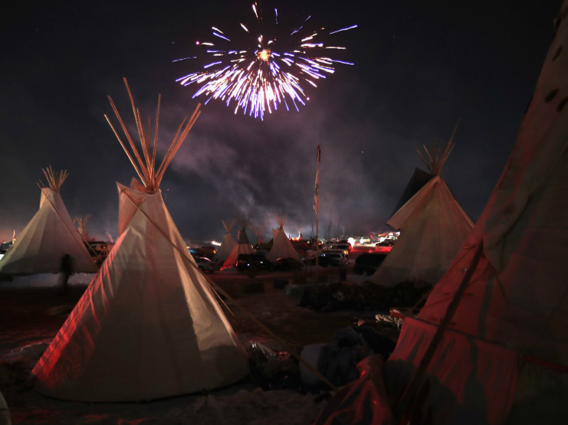 Power To The People: Hip Hop Celebrates Rerouting Of Dakota Access Pipeline