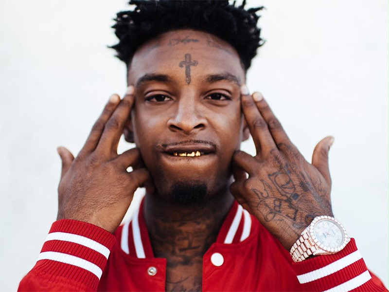 21 Savage Continues To Troll Tyga With Kylie Jenner Avatar