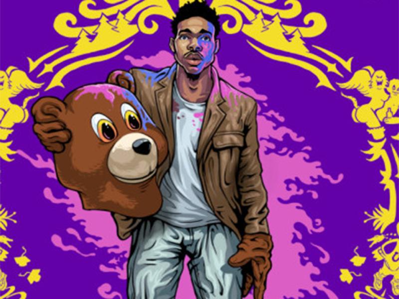 Kanye & Chance Get Epic Mashup Mixtape
