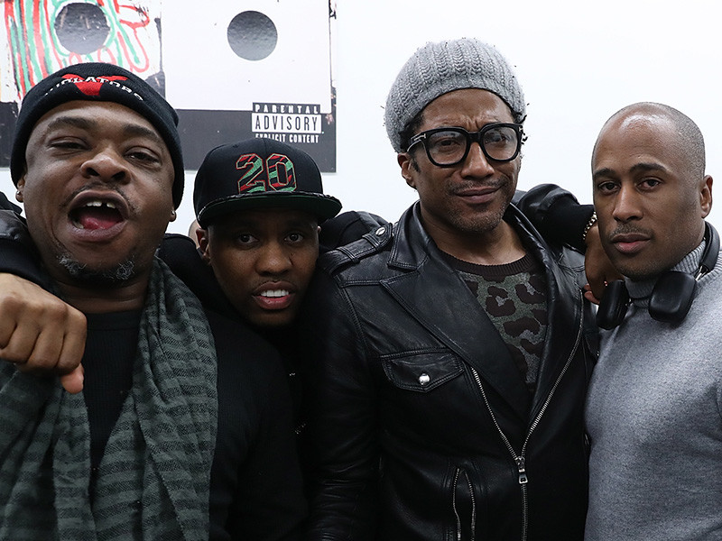 Q-Tip Hints That A Tribe Called Quest Will Continue Making Music