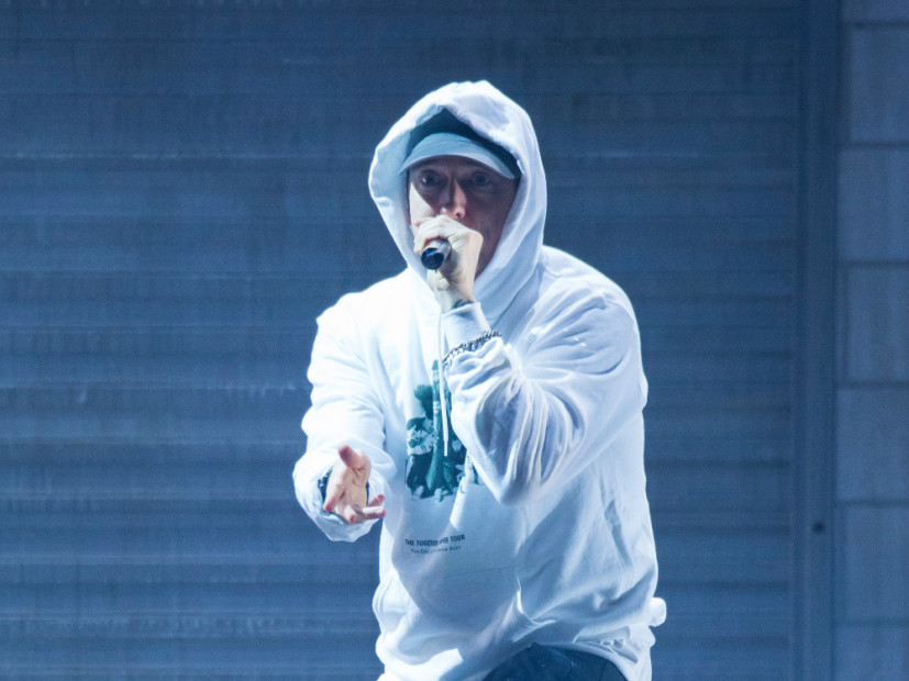 Eminem's Publishers Meet With New Zealand's National Party Prior To May Copyright Trial