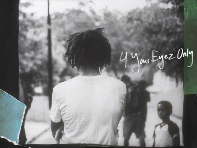 """J. Cole Drops New Track """"High For Hours"""""""