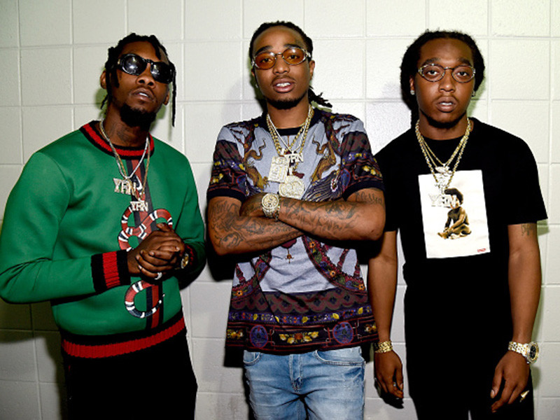 "Migos Hint At ""Culture"" Release In Teaser Video"