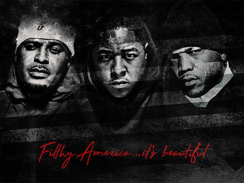 "The LOX Releases ""Filthy America … it's beautiful"" Album Through Roc Nation"