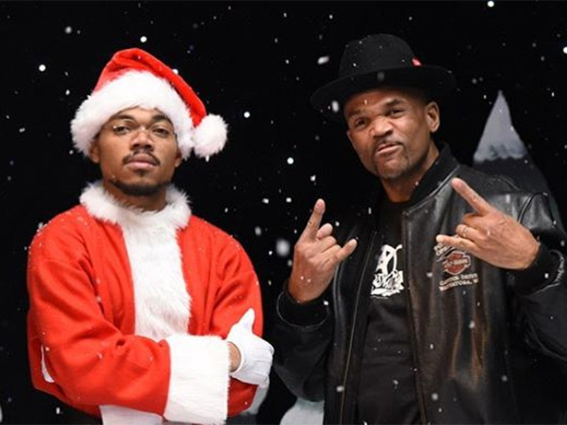 "Chance The Rapper Celebrates Last Christmas Under President Obama On ""Saturday Night Live"""