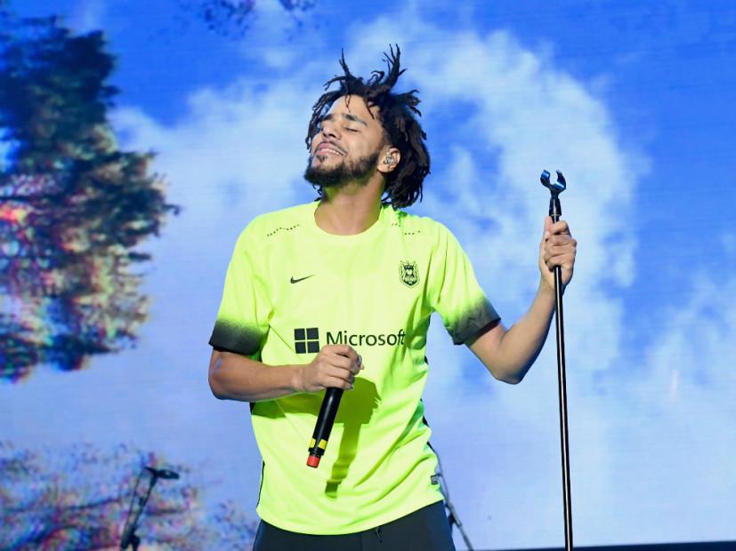 "Hip Hop Album Sales: J. Cole's ""4 Your Eyez Only"" Gets 2016's Third-Highest Debut"