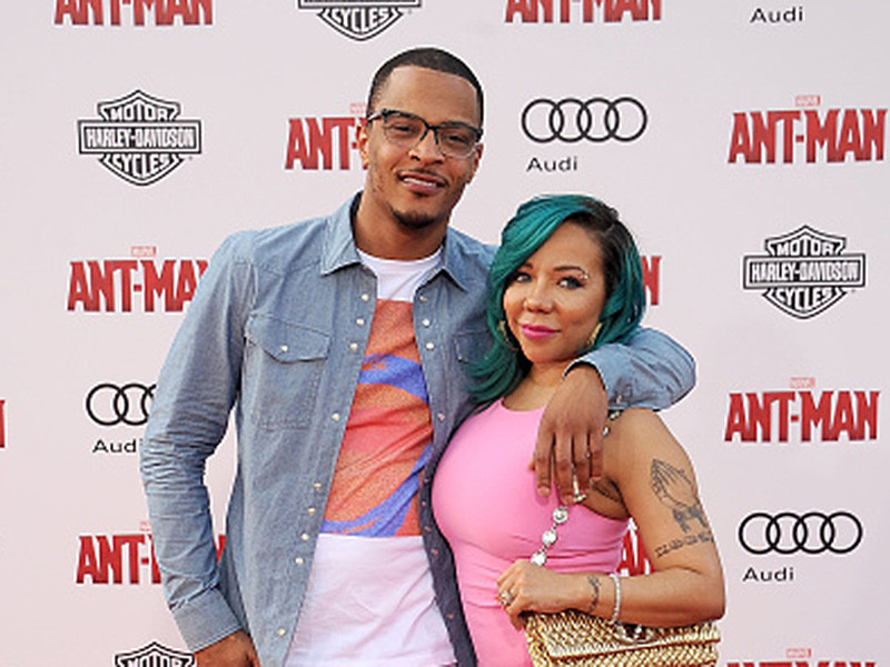 TI & Tiny May Not Be Divorcing Just Yet