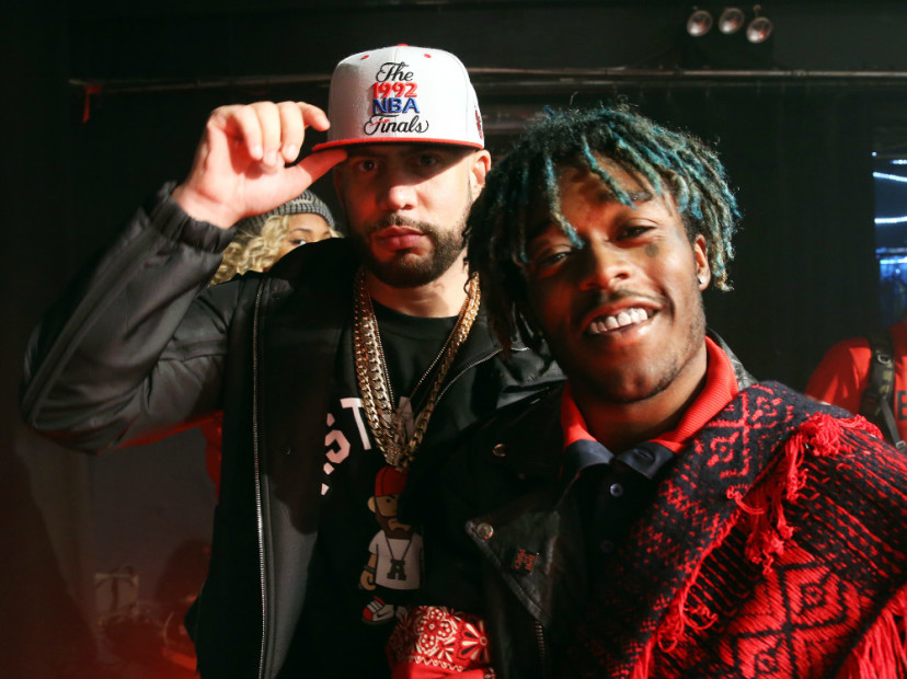 DJ Drama Rains On Lil Uzi Vert's Taylor Gang Parade