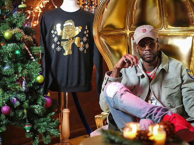 2 Chainz Is Selling The World's Most Expensive Ugly Sweater Ever