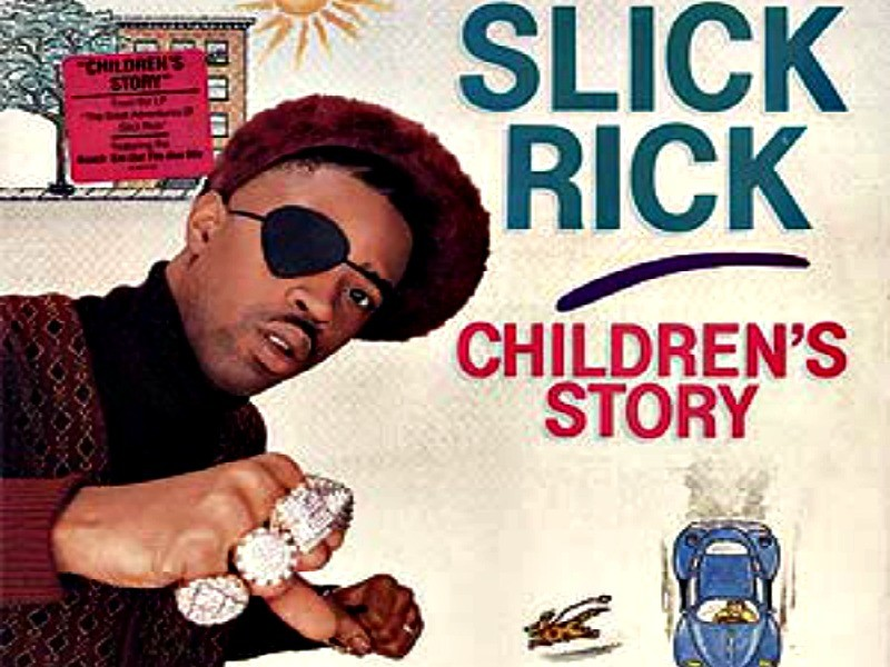 "Slick Rick's ""Children's Story"" Causes Controversy At Virginia School"