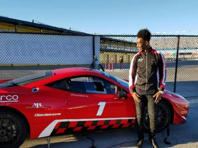 Desiigner Facing $500K Lawsuit Over Wrecked Ferrari