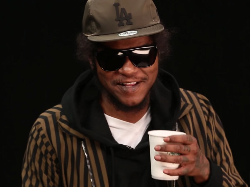 "Here's Why Ab-Soul Went After Jay Electronica On ""RAW (Backwards)"""