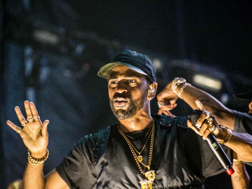 """Big Sean Announces """"I Decided"""" Album"""