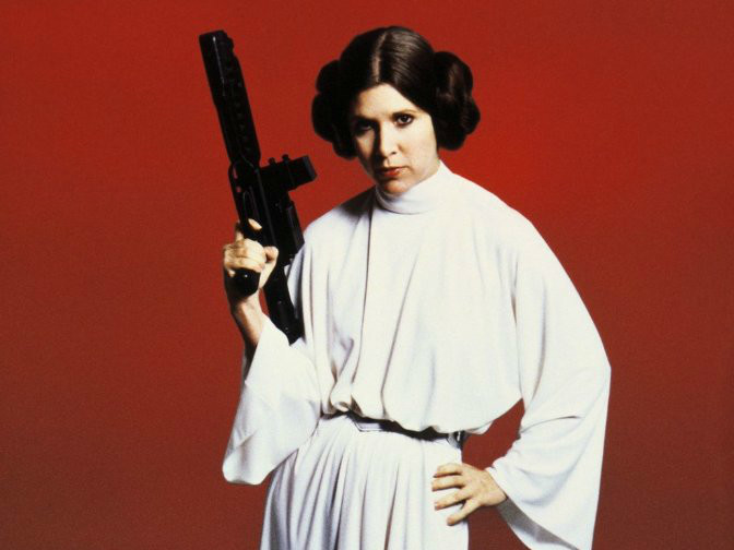 """Star Wars"" Actress Carrie Fisher, Dies At The Age Of 60"