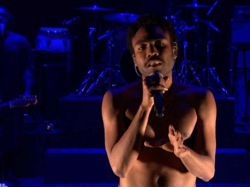 "Childish Gambino's ""Redbone"" Goes Double Platinum"
