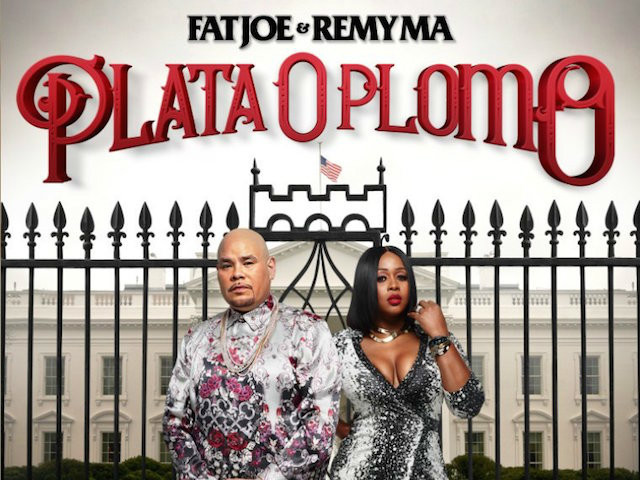 "Fat Joe & Remy Ma Share ""Plata O Plomo"" Collaborative Album"