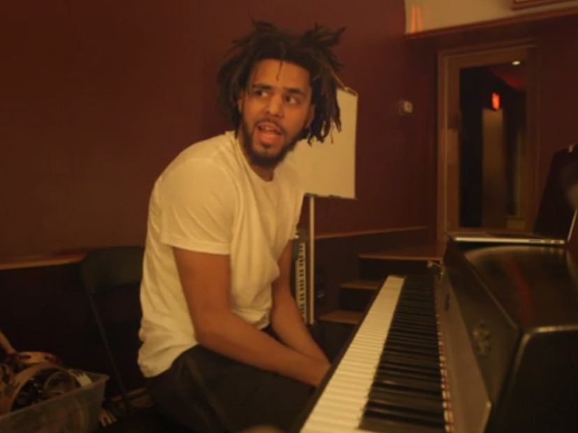 """J. Cole's Entire """"4 Your Eyez Only"""" Album Has Cracked Billboard's Top 40"""