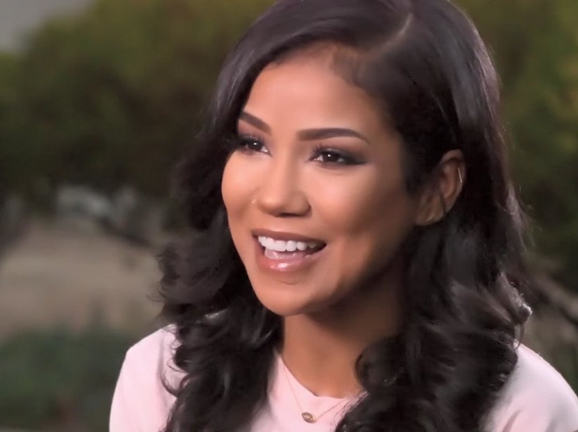 Jhené Aiko Named PETA's Sexiest Vegetarian Celebrity of 2016 & Gets Naked Of Course
