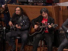 "The Roots Back Up ""Super Mario"" Creator Shigeru Miyamoto To Play Iconic Theme Song"