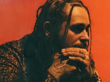 "Post Malone ""Stoney"" Album Stream, Cover Art"
