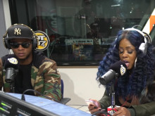 Remy Ma & Papoose Drop Bars For Funk Flex's Freestyle Series