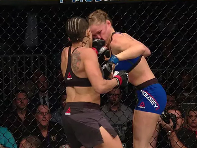 Hip Hop Declares Ronda Rousey the Race Last Victim Of 2016