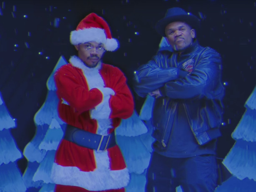 "Run-DMC's Darryl ""DMC"" McDaniels Shares Story Behind ""SNL"" Skit With Chance The Rapper"