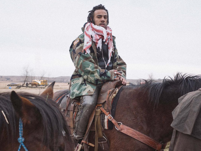 Vic Mensa Stands With Standing Rock Protests Against Dakota Access Pipeline