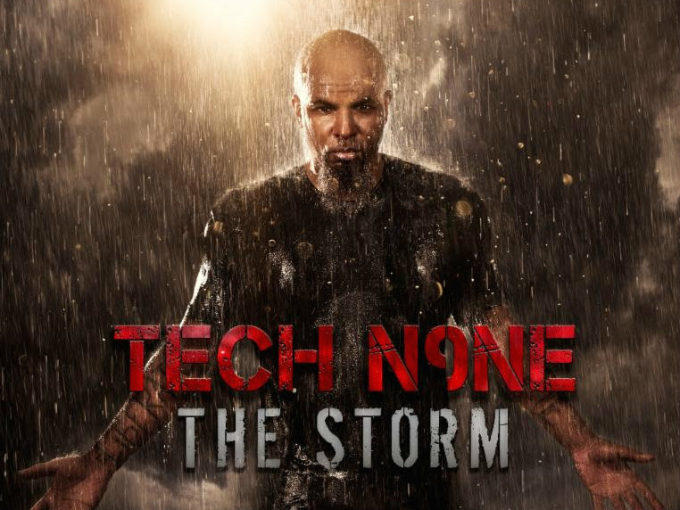 "Tech N9ne Unleashes ""The Storm"" Album"