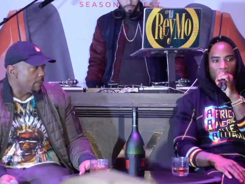 "Timbaland & Charlamagne Tha God Close Out Rémy Martin's ""The Producers Series: Season 3-West"""
