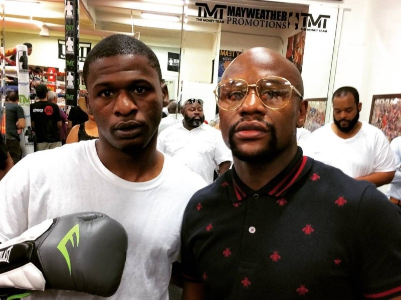 Floyd Mayweather's Brother Justin Is Stepping Into A Different Kind Of Ring