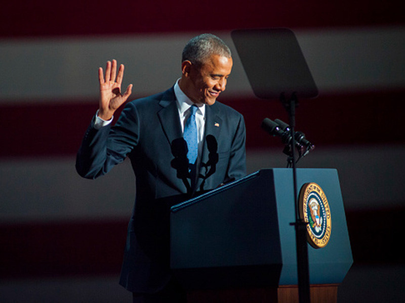 Hip Hop Bids Farewell To President Barack Obama