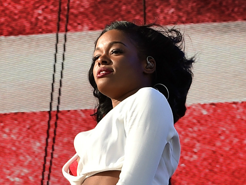 "Azealia Banks ""Would Love To Perform"" At Donald Trump's Inauguration"