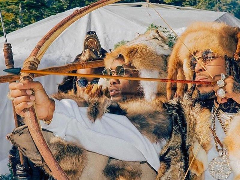 Hip Hop Single Sales: Migos, Bruno Mars & Machine Gun Kelly