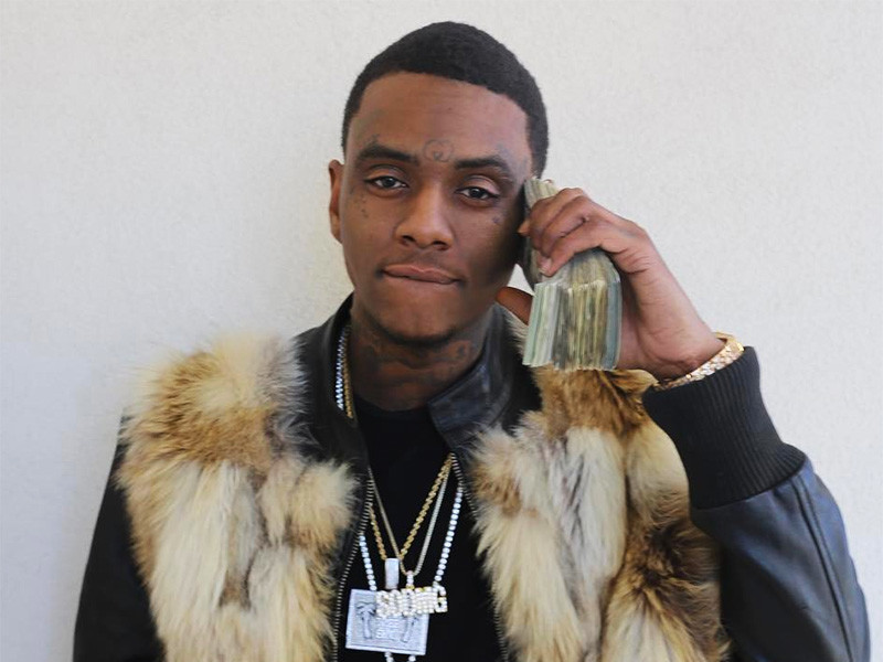Soulja Boy Dumps Floyd Mayweather To Evander Holyfield As His Coach For Chris Brown Fight