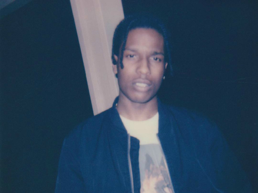 Snapchat Jumpin': A$AP Rocky Leaves FYF Fest With A$AP Bari