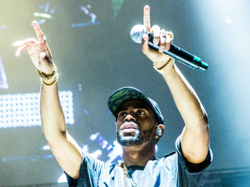 "Big Sean Previews Eminem-Featured ""No Favors"" For Hometown Crowd"