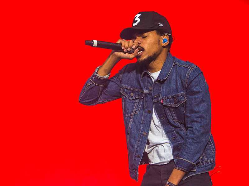 Chance The Rapper, The Weeknd & Travis Scott Hitting Bonnaroo 2017