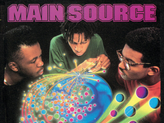 """Main Source—Large Professor, Sir Scratch & K-Cut—Reunites After 25 Years & Reissues """"Breaking Atoms"""""""