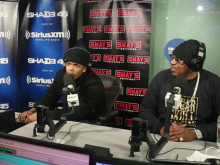 """17-Year-Old No Limit Signee Marqus Clae Gets His Shot On """"Sway In The Morning"""""""