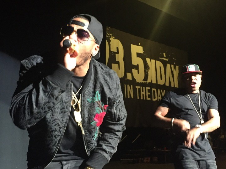 #FOMOBlog: DMX & Nelly Bring The '90s Back At 93.5 KDAY's The Rap Show