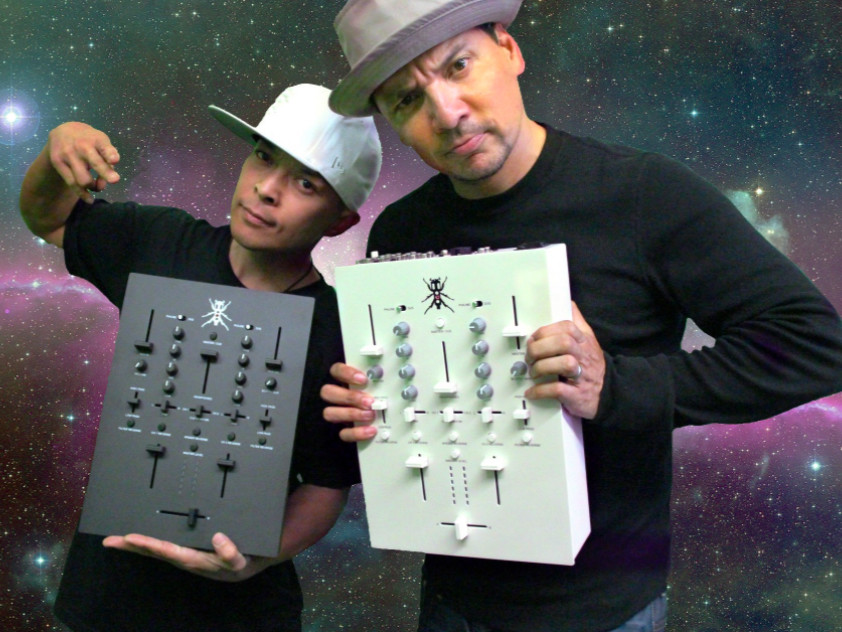 DJ Qbert Brings Back Turntable TV With Mix Master Mike As 2017's First Guest
