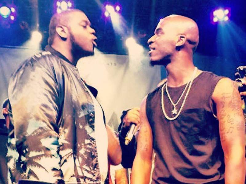Shotgun Suge vs. Hitman Holla: Battle Rap's Biggest Grudge Match Is Going Down