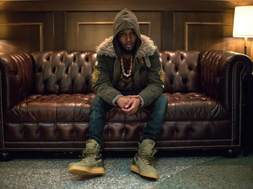 "Chief (FKA Shy Glizzy) Announces that ""The World Is Yours"" EP and Explains the Name Change"