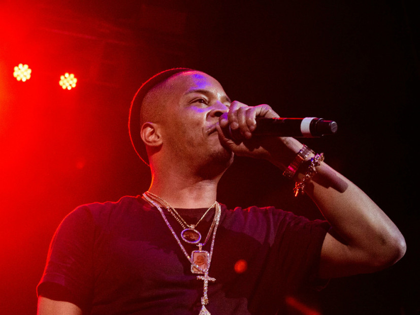 T.I.'s Bodyguard Stabbed During Show In Canada