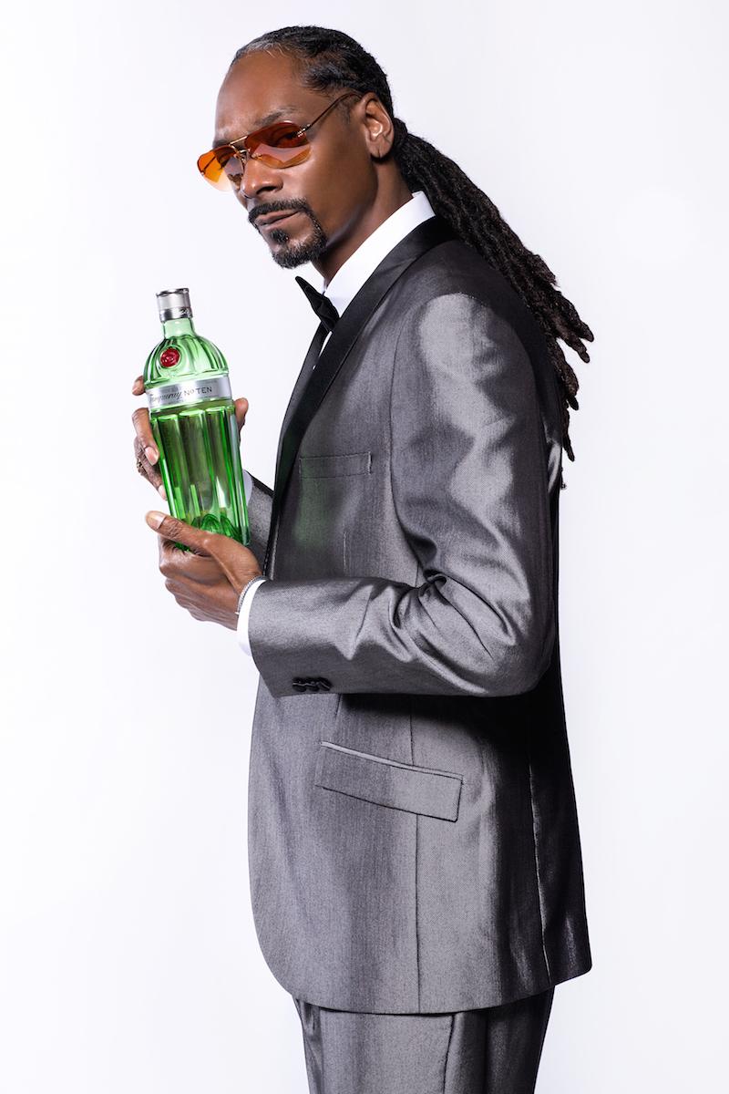 Tanqueray Brand Ambassador Snoop Dogg